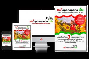 guia Ho'oponopono Life compatible con dispositivos móviles