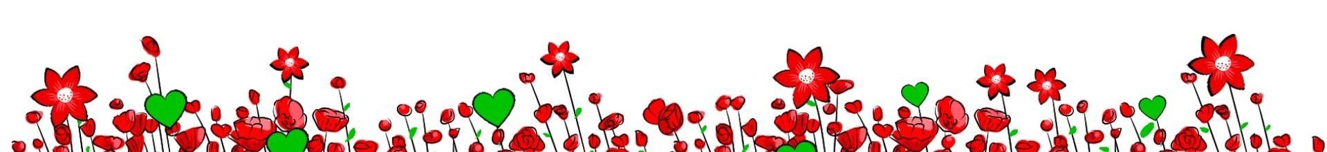 Flores y corazones, el jardín del Ho' oponopono